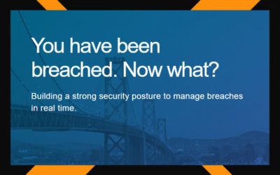 Cisco Cloud Security – You have been breached, now what?