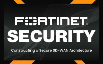 Constructing a Secure SD-WAN Architecture
