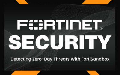 Detecting Zero-Day Threats With FortiSandbox